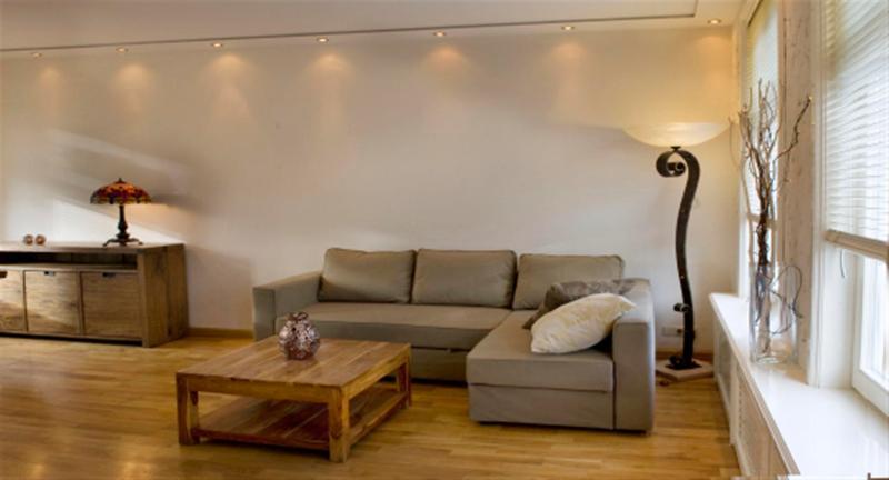 Living Room Leidseplein Whirlpool Apartment Amsterdam - Leidseplein Whirlpool - Amsterdam - rentals