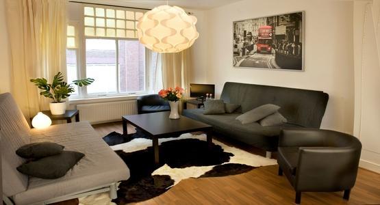 Living Room Leidseplein Royal Apartment Amsterdam - Leidseplein Royal - Amsterdam - rentals