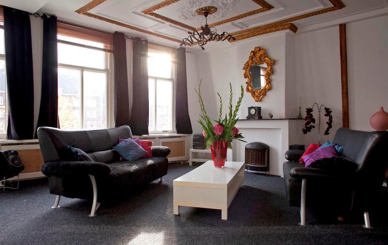 Living Room Baroque Apartment Amsterdam - Baroque - Amsterdam - rentals