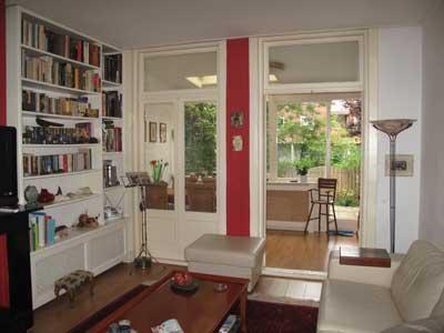 Living Room Christine B&B Apartment Amsterdam - Christine B&B - Amsterdam - rentals