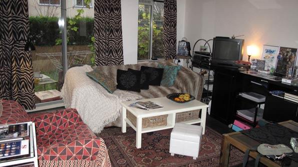 Living Room Annette G B&B Apartment Amsterdam - Anette G B&B - Amsterdam - rentals