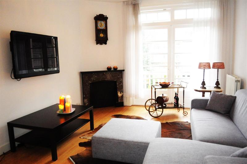 Living Room Olympic Apartment Amsterdam - Olympic - Amsterdam - rentals