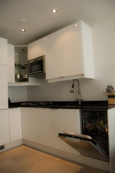 Kitchen Skyline Apartment Amsterdam - Skyline - Amsterdam - rentals