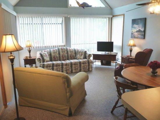 Living-Room - Only 1 Block to the Beach! These condos are an Absolute Best Value! - Myrtle Beach - rentals