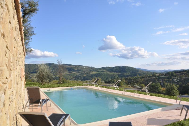 7 bedroom Villa in Capolona, Arezzo, Tuscany, Italy : ref 1719571 - Image 1 - Subbiano - rentals