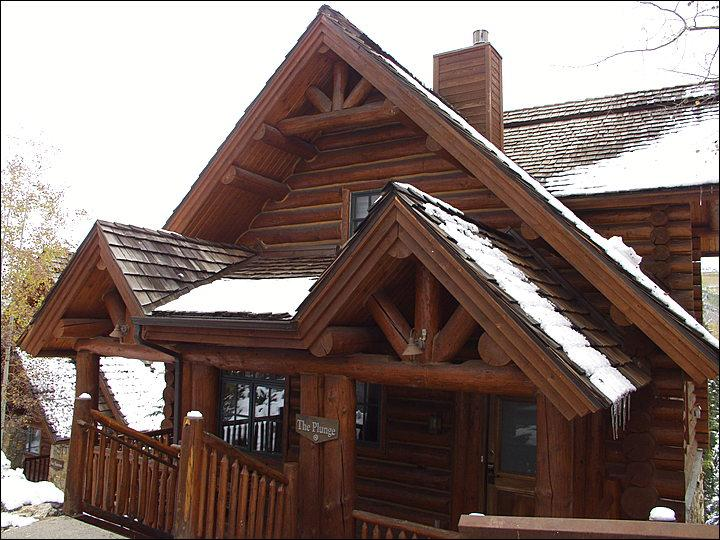 Cozy and Comfortable 4 Bedroom Cabin - Flagstone, Granite, and Pine Finishes - Catering Services Available (6311) - Telluride - rentals