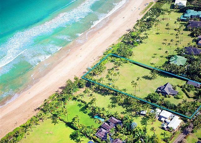 Cottage on two acres | Hanalei Bay - Image 1 - Hanalei - rentals
