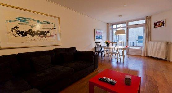 Living Room Du Jardin Dreams Apartment Amsterdam - Du Jardin Dreams - Amsterdam - rentals