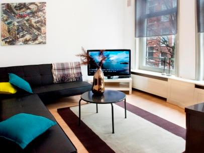 Living Room Broadway Apartment Amsterdam - Broadway - Amsterdam - rentals
