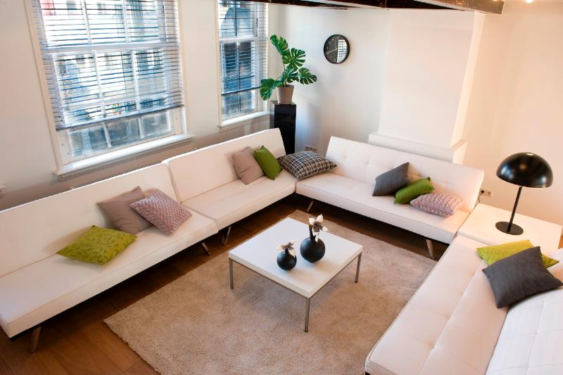 Living Room Peak Apartment Amsterdam - Peak - Amsterdam - rentals