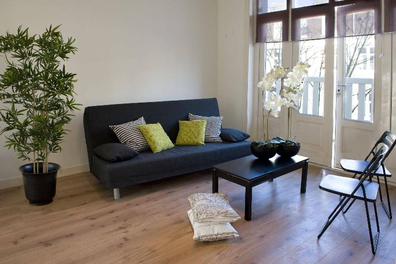 Living Room Renaissance Apartmen Amsterdam - Renaissance Apartment - Amsterdam - rentals
