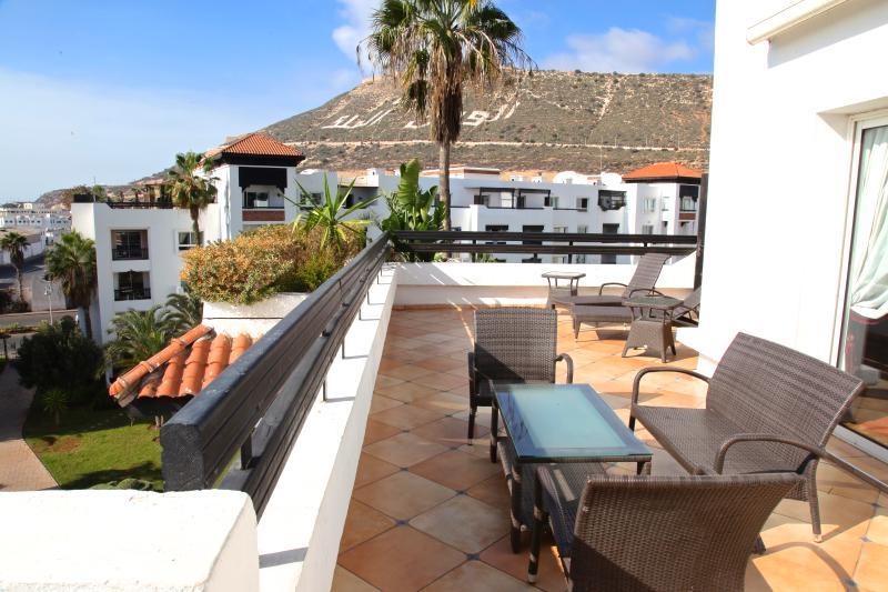 Mille et  une Nuit Apartment at Marina  Agadir - Image 1 - Agadir - rentals