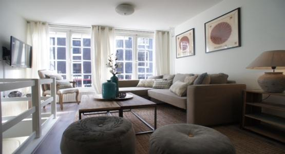 Living Room The Flower Market Apartment Amsterdam - The Flower Market Apartment - Amsterdam - rentals