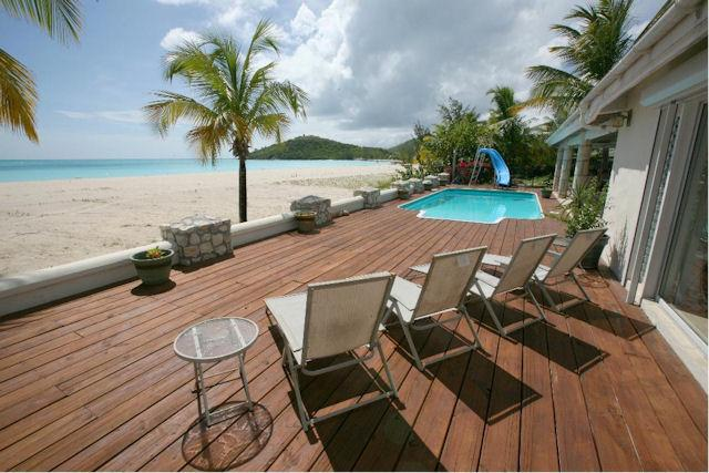 Island View Beach House - Image 1 - Jolly Harbour - rentals