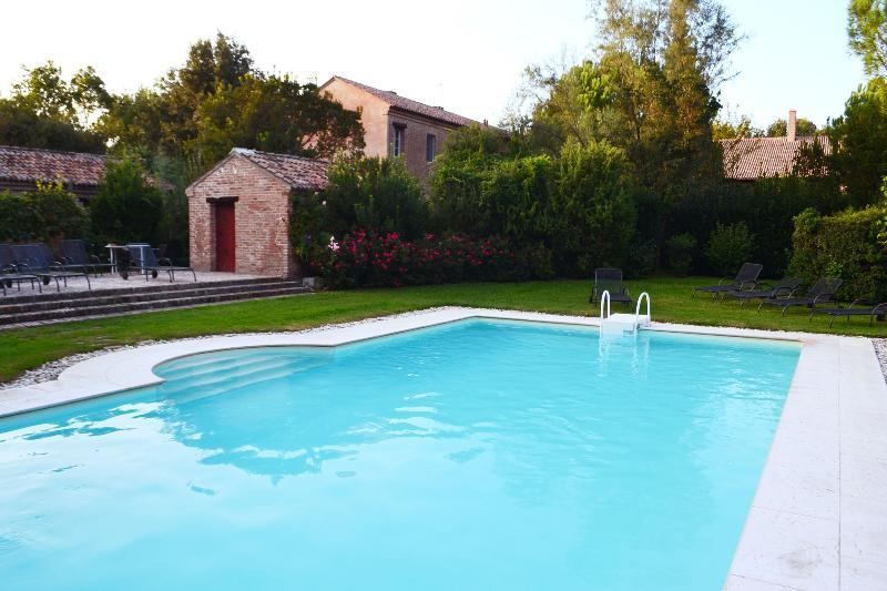 Self catering apartment near Venice - Swimming Pool - Apartment with private garden near Venice - San Martino di Venezze - rentals