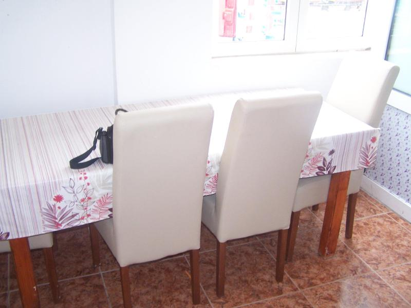 Dining room - Nice apartment for 4 in Sutomore - Sutomore - rentals