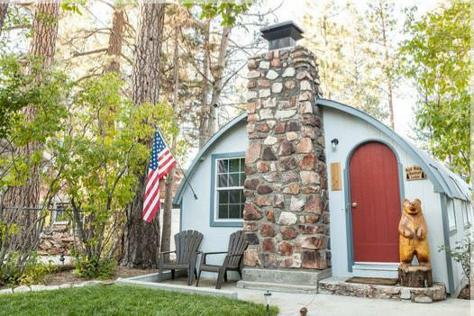 Big Bear Quonset Lodge - Image 1 - Big Bear City - rentals