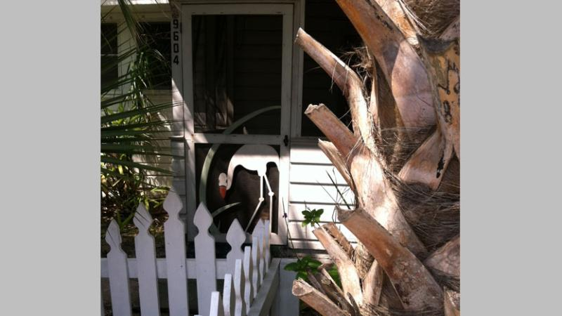 Welcome to Flamingo House! - Flamingo House: 1BR Elderly-Friendly Steps From Beach - Anna Maria - rentals