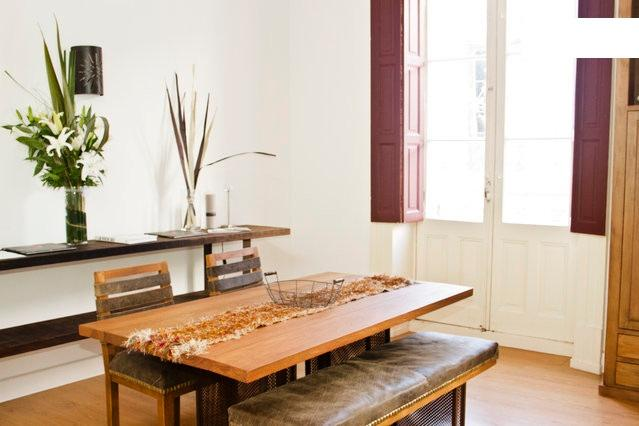 Dining Room - Fab Reno StudioApt Ciudad Vieja,BalconyTerrace/BBQ - Montevideo - rentals