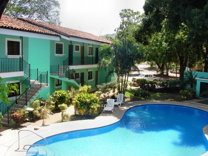 Green Forest Studio No 12-Overlookin s/pool - Image 1 - Playas del Coco - rentals