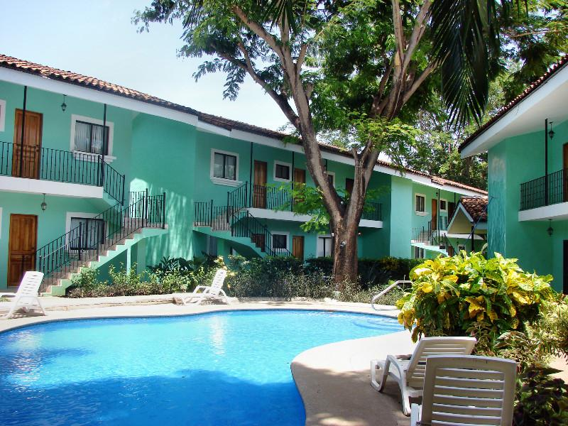 Green Forest Studio No 10-Upper floor/mid unit - Image 1 - Playas del Coco - rentals