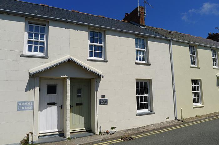 Holiday Cottage - 35 Bryn Road, St Davids - Image 1 - Saint Davids - rentals