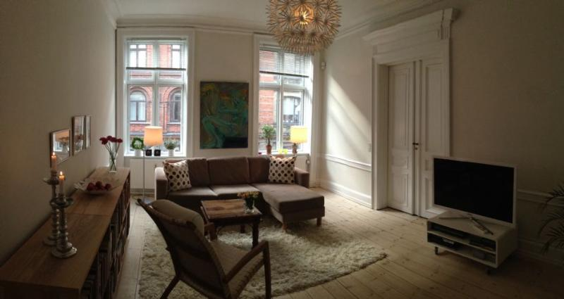 Noerrebrogade Apartment - Luxurious Copenhagen apartment at Noerrebro - Copenhagen - rentals