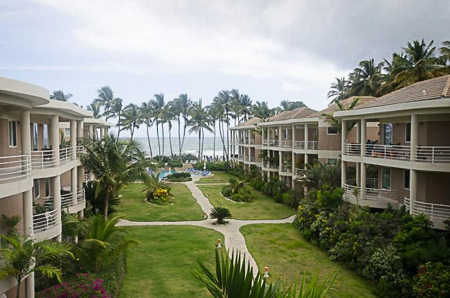 Oceanfront Condo with a Great View! CE1137 - Image 1 - Cabarete - rentals