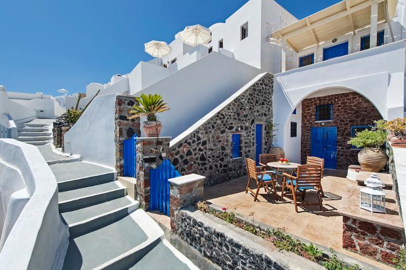 Adam & Eve - Villa with spectacular views - Image 1 - Imerovigli - rentals