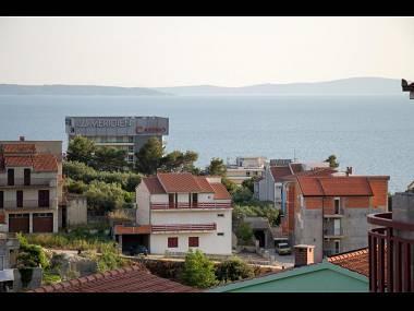 A1(4+2): terrace view - 35611 A1(4+2) - Podstrana - Podstrana - rentals
