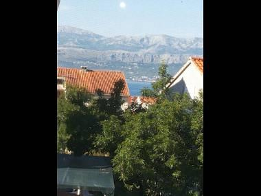 view (house and surroundings) - 35641 A1(2+2) - Supetar - Supetar - rentals