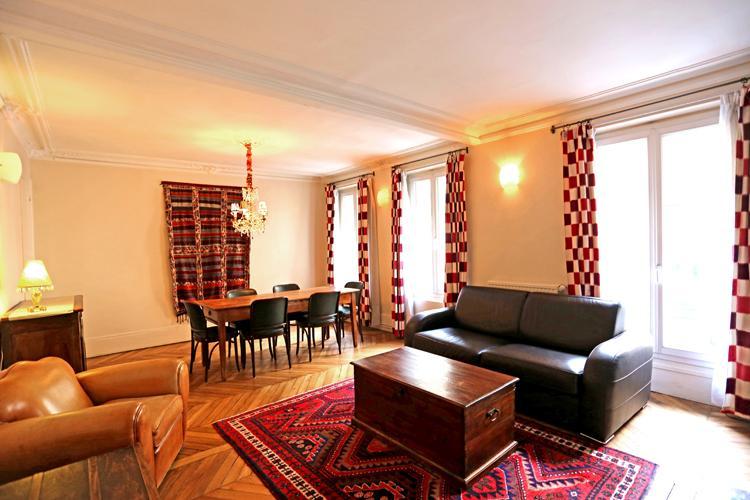 Monge 3 Bedroom Apartment Rental in Paris - Image 1 - Paris - rentals