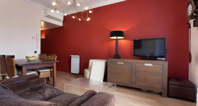 Living Room - Donna - Barcelona - rentals