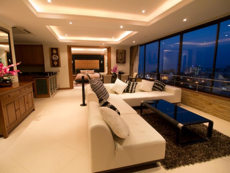 Thep Tip Mansion at Pratumnak Soi 6 Pattaya - Image 1 - Pattaya - rentals