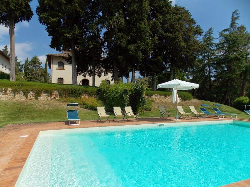 Villa Vernaccia - Image 1 - San Gimignano - rentals