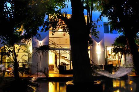 Secluded Hideaway Surrounded by Lush, Tropical Gardens - Casa Los Charcos - Image 1 - Playa del Carmen - rentals