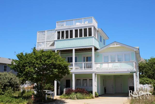 Treepin' Out - Image 1 - Nags Head - rentals