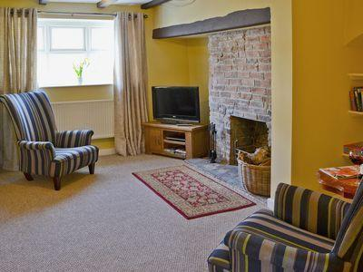 Cherry Blossom Cottage with wood burning hot tub - Image 1 - Sedgefield - rentals