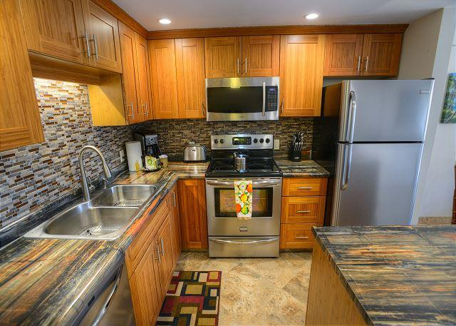 Newly Remodeled 1-Bedroom with Expanded Lanai - Image 1 - Kihei - rentals