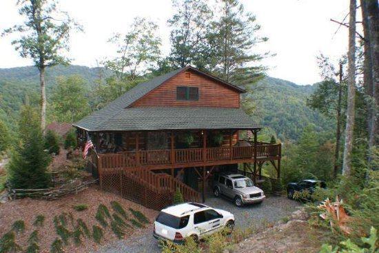 Deer Run Cabin - Deer Run - Boone - rentals