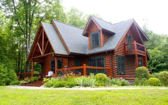 Stardance Ranch - Beautiful Cabin Faces Gorgeous Year Round Views - Stardance Ranch - Boone - rentals