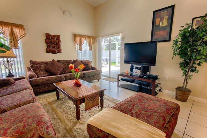 Luxury Villa at Rolling Hills on Disney's Doorstep - Image 1 - Kissimmee - rentals