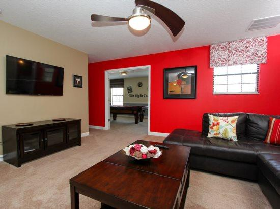 8 Bed 5 Bath Vacation Home In The Golf Community Champions Gate. 1466MVD - Image 1 - Kissimmee - rentals