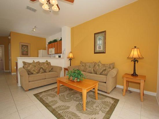 3 Bed 3 Bath Town Home in Windsor Hills. 7678OS - Image 1 - Orlando - rentals
