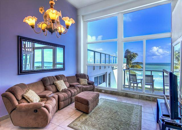 Amazing Ocean Front 3BR/3BA WITH BALCONY - Image 1 - Miami Beach - rentals