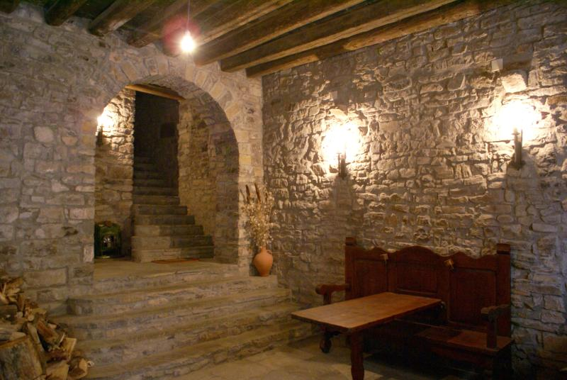 Patio - Casa Bernad: lovely duplex in the heart of the Pyrenees - Huesca - rentals