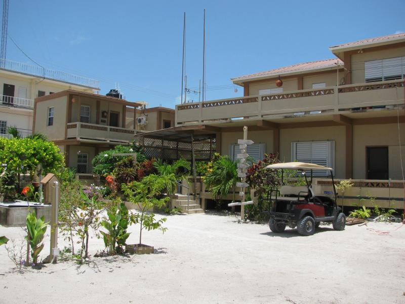 Marin's Guesthouse Sun Units - Image 1 - Caye Caulker - rentals