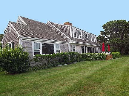 View facing East - Chatham Cape Cod Waterfront Vacation Rental (8927) - Chatham - rentals