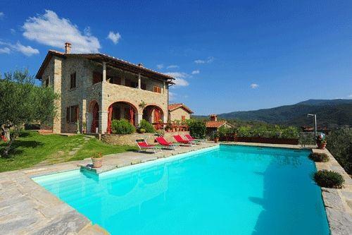 4 bedroom Villa in Castiglion Fiorentino, Tuscany, Italy : ref 2268133 - Image 1 - Castiglion Fiorentino - rentals
