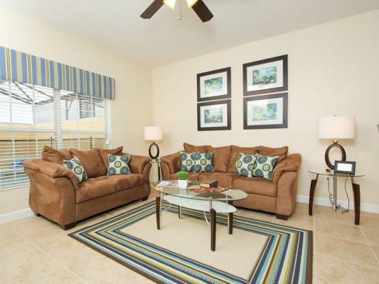 4 Bedroom 3 Bath Town Home In Paradise Palms Resort. 8970MP - Image 1 - Orlando - rentals